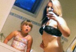 mother fail nude
