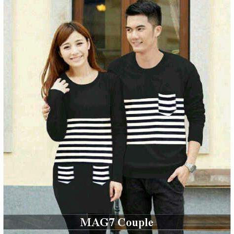 grosir dress couple murah fashion oblong tshirt pasangan pakaian busana