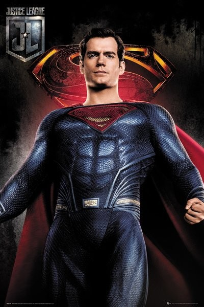Justice League   Superman Poster   Sold at Abposters com Justice League   Superman Poster