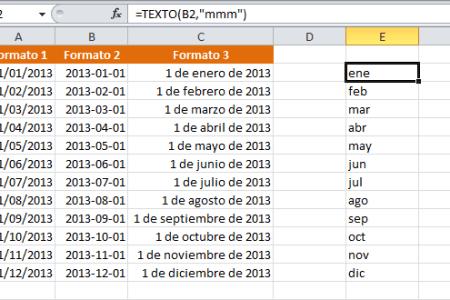 como obtener el nombre de mes en excel 03