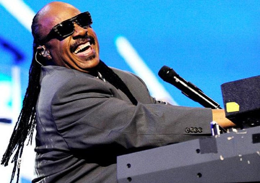 Stevie Wonder  the music legend who overcame blindness to inspire     Stevie Wonder