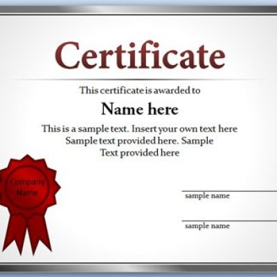 Certificate templates maps map cv text biography template letter free certificate template for powerpoint 2010 2013 powerpoint yelopaper Choice Image