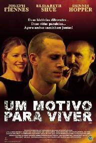 Poster do filme Um Motivo Para Viver