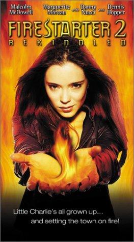 Poster do filme Vingança em Chamas