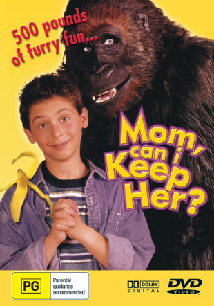 Poster do filme Um Amor de Gorila