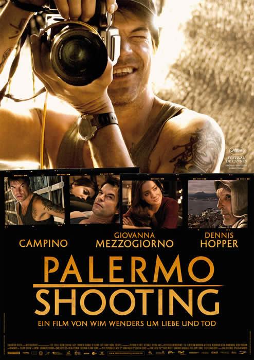 Poster do filme Palermo Shooting