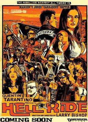 Poster do filme Hell Ride