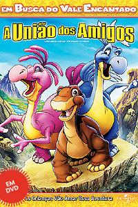 Poster do filme Em Busca do Vale Encantado XIII: A União dos Amigos