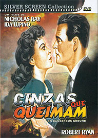 Poster do filme Cinzas que Queimam