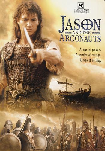 Poster do filme Jasão e os Argonautas – A Vingança do Gladiador