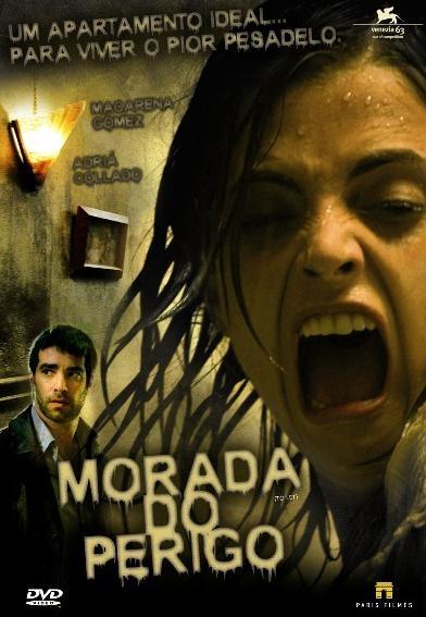 Poster do filme Morada do Perigo