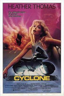 Poster do filme Cyclone - A Máquina Fantástica