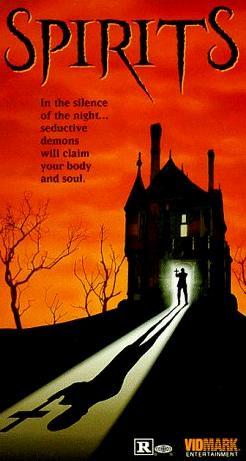 Poster do filme A Maldição dos Espíritos