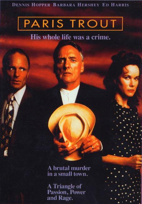 Poster do filme Paris Trout - Sua Vida Foi um Crime
