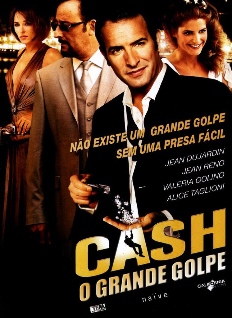 Poster do filme Cash - O Grande Golpe