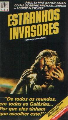 Poster do filme Estranhos Invasores