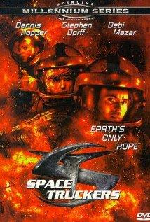 Poster do filme Piratas do Espaço