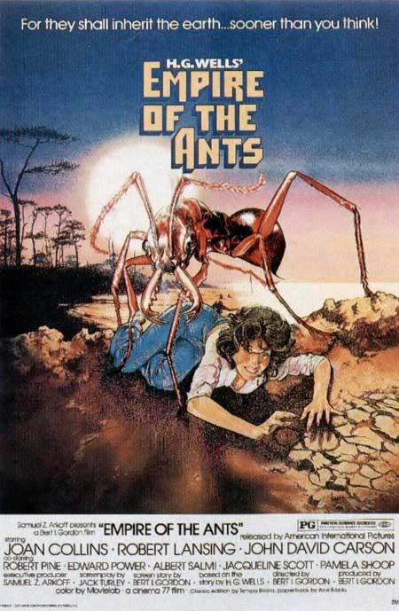 Poster do filme O Império das Formigas