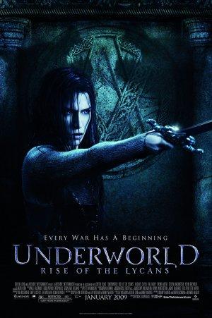 Poster do filme Anjos da Noite - A Rebelião