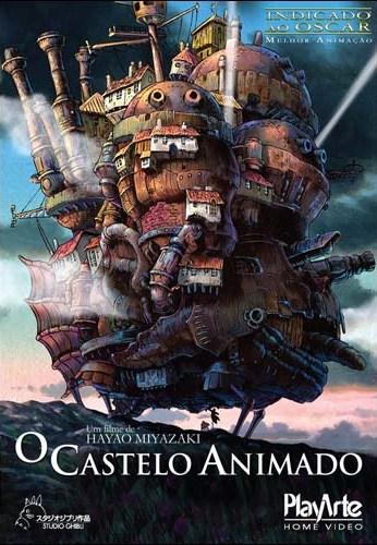 Poster do filme O Castelo Animado