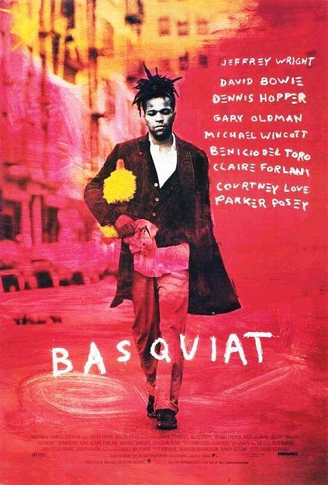 Poster do filme Basquiat - Traços de uma Vida