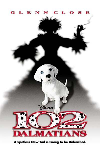 Poster do filme 102 Dálmatas
