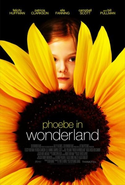 Poster do filme A Menina no País das Maravilhas