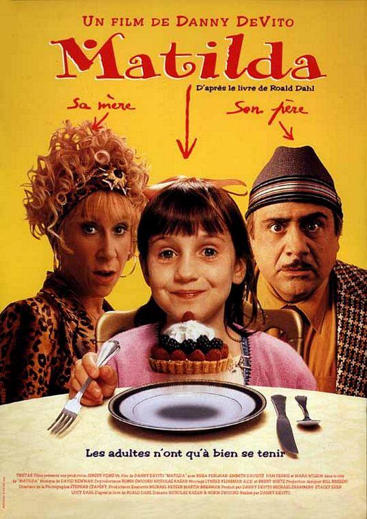 Poster do filme Matilda