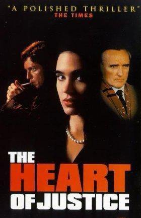 Poster do filme O Coração da Justiça