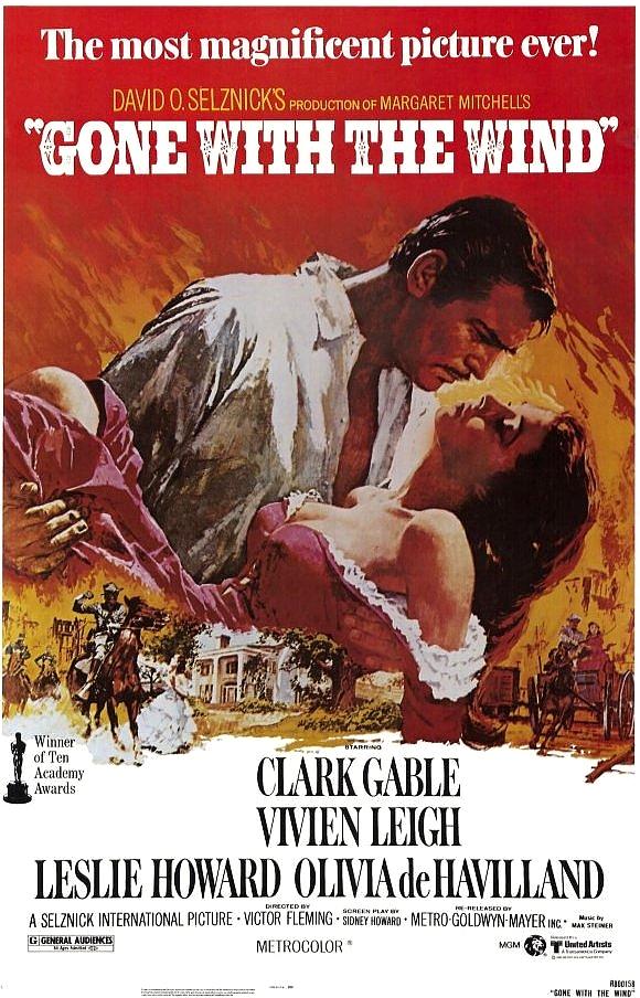 Poster do filme ...E o Vento Levou