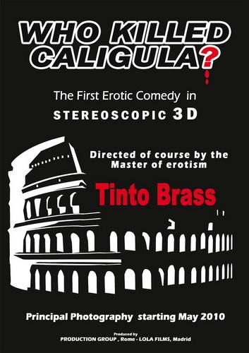 Poster do filme Who Killed Caligula?