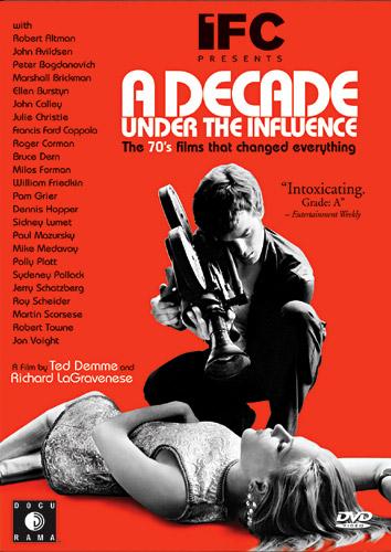 Poster do filme A Década que Mudou o Cinema