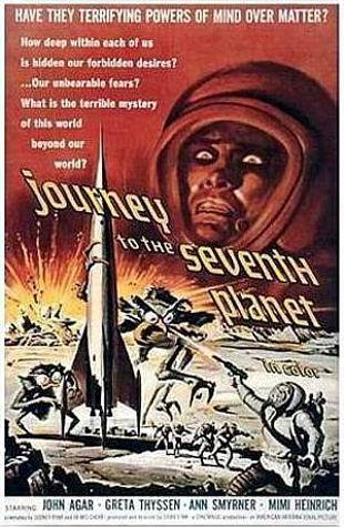 Poster do filme Monstro do Planeta Perdido