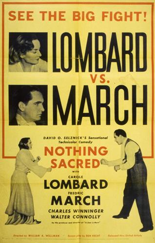 Poster do filme Nada é Sagrado