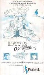 Poster do filme Davis - O Pé Quente