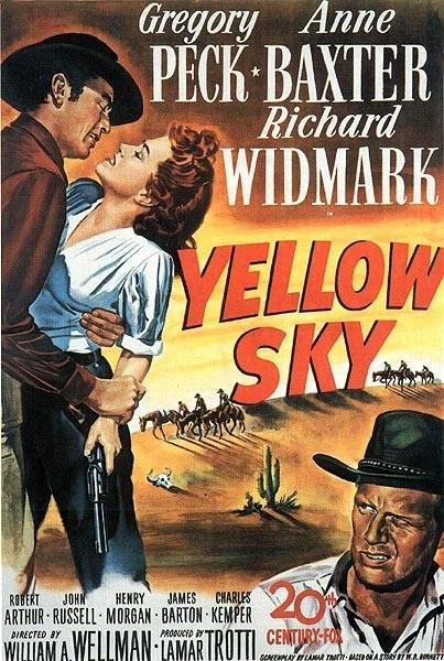 Poster do filme Céu Amarelo