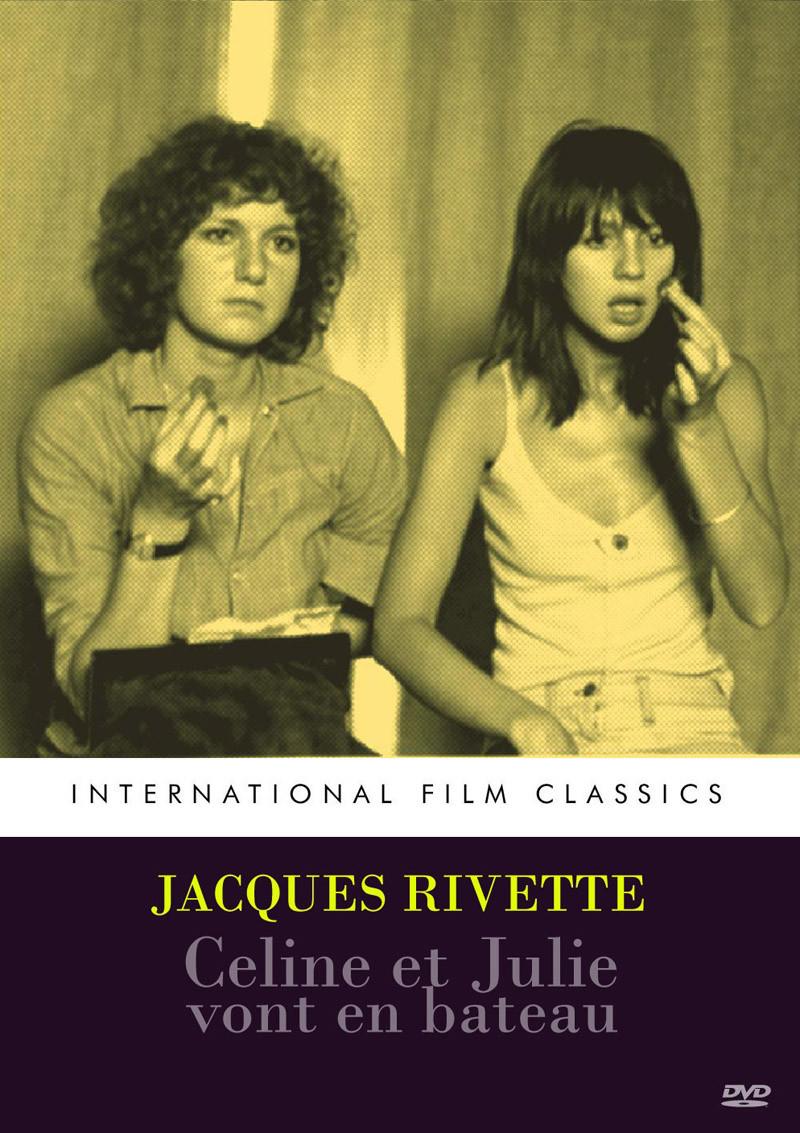 Poster do filme Céline e Julie Vão de Barco
