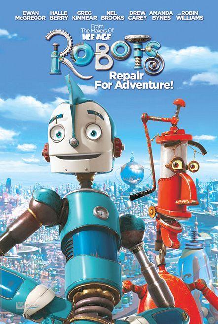 Poster do filme Robôs