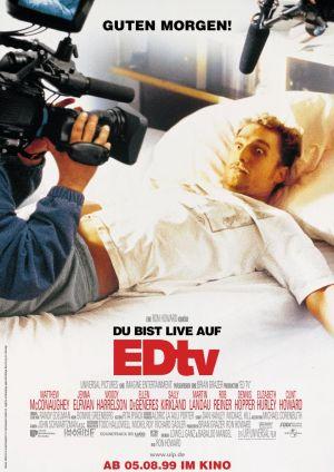 Poster do filme Ed TV