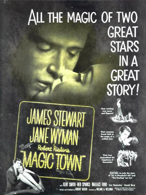 Poster do filme Cidade Mágica