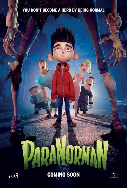 Poster do filme ParaNorman