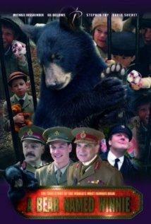 Poster do filme Uma Ursa Chamada Winnie