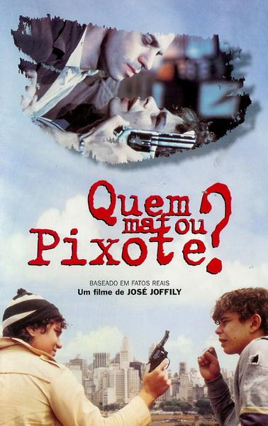 Poster do filme Quem Matou Pixote?