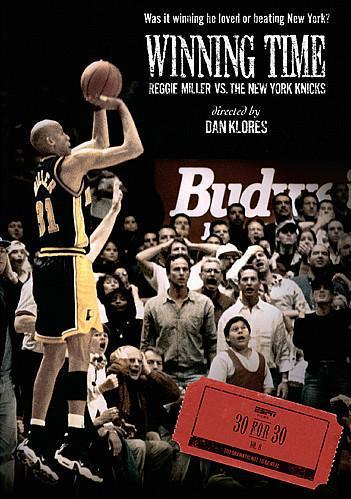 Poster do filme Winning Time: Reggie Miller vs. The New York Knicks