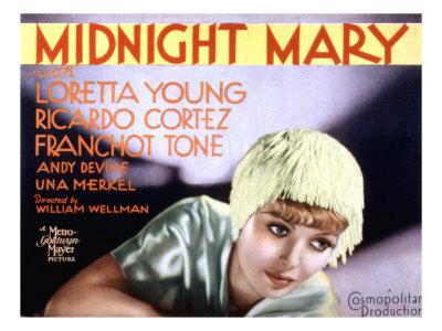 Poster do filme Midnight Mary