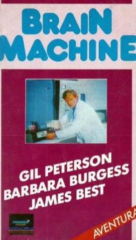 Poster do filme A Máquina do Cérebro
