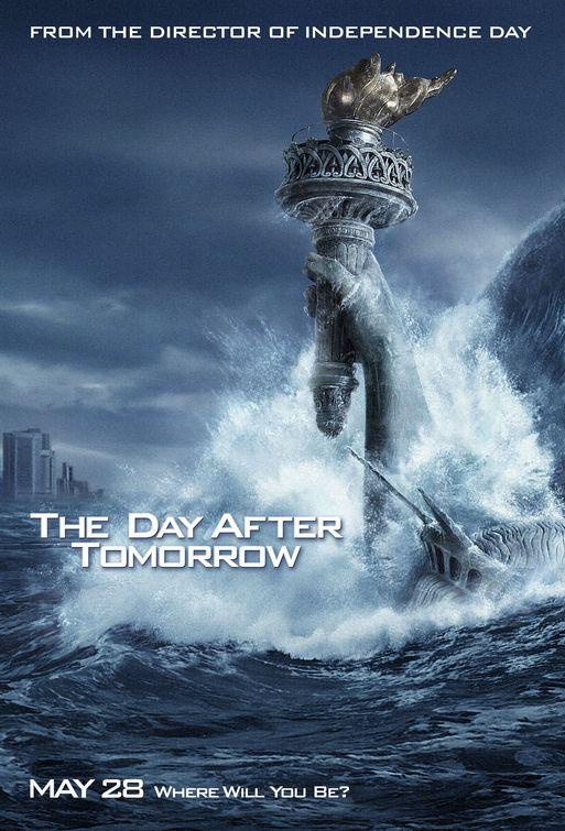 Poster do filme O Dia Depois de Amanhã