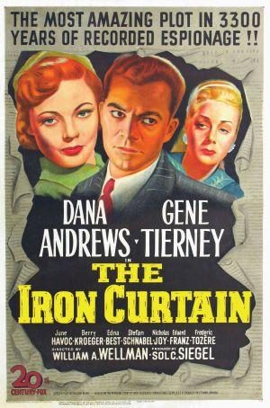 Poster do filme Cortina de Ferro
