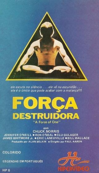 Poster do filme Força Destruidora