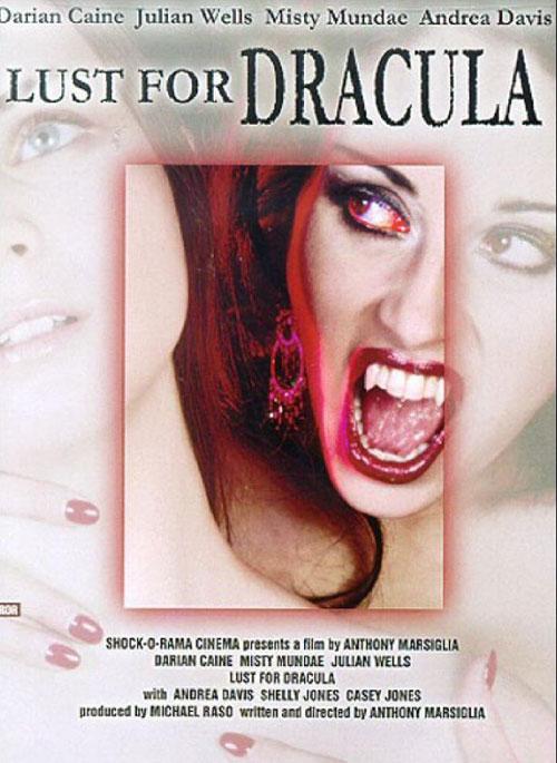 Poster do filme Lust for Dracula